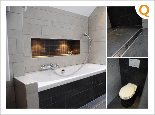 Projecten badkamers - Moderne badkamer badkamer ...